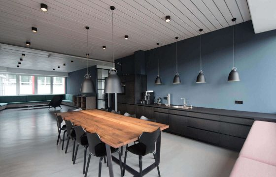Plush apartment is a success story in sustainable interiors